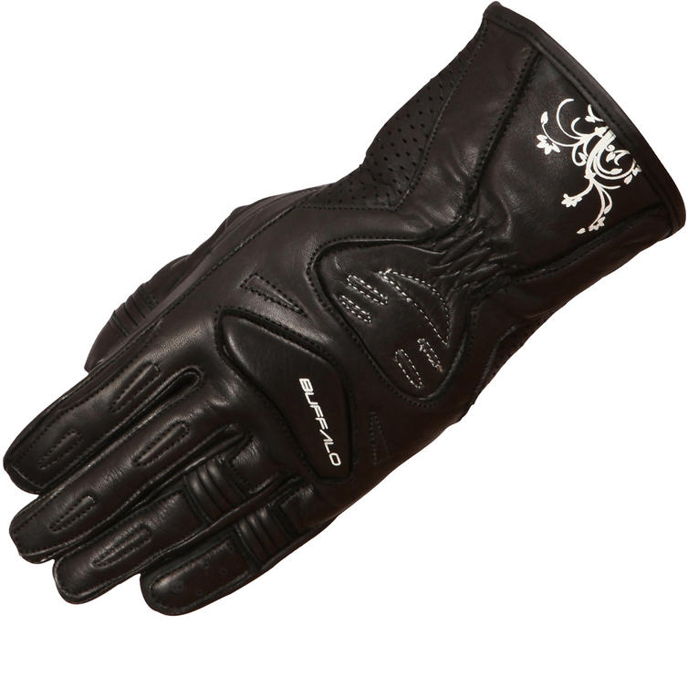 Buffalo Bella Ladies Motorcycle Gloves