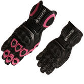 Buffalo Bay Ladies Motorcycle Gloves