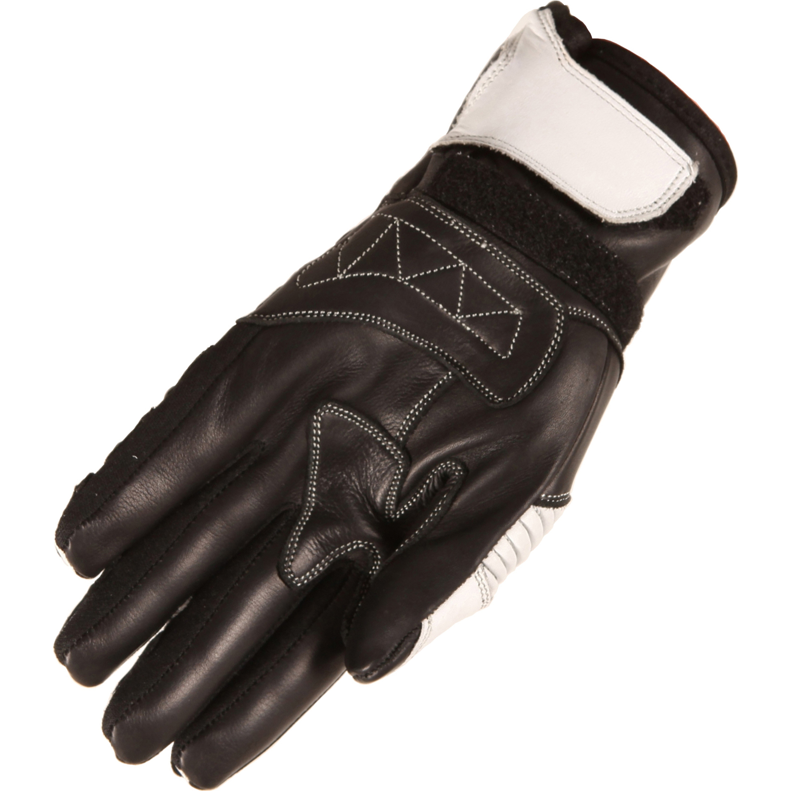 Motorcycle gloves hard knuckles - Buffalo Bambino Youth Motorcycle Gloves Leather Junior Childrens