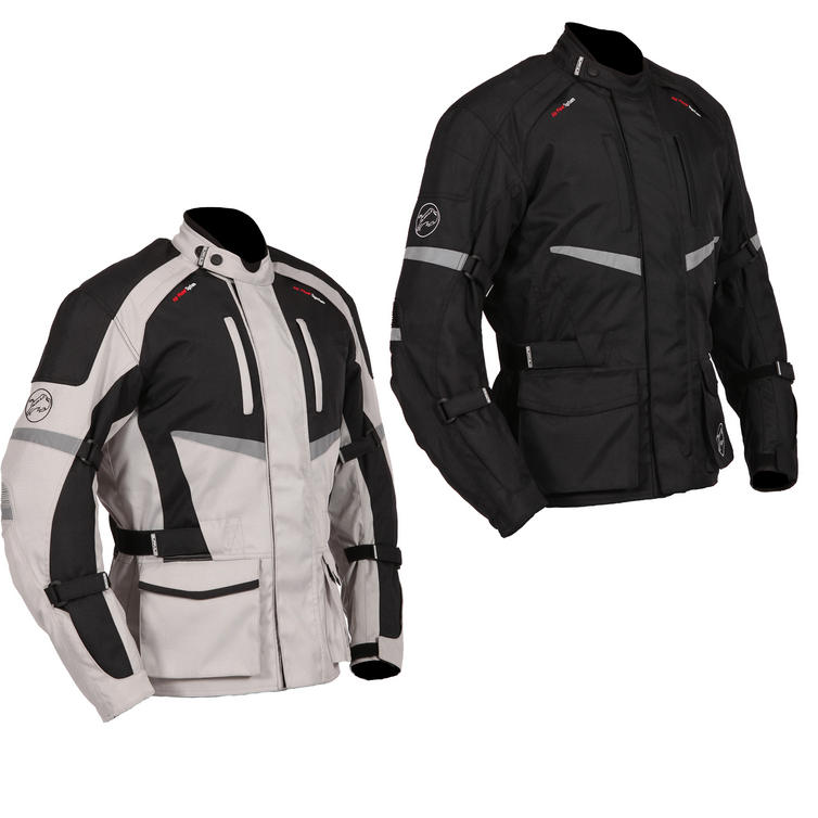 Buffalo Alpine Textile Ladies Motorcycle Jacket