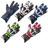 Richa Impact Leather Motorcycle Gloves