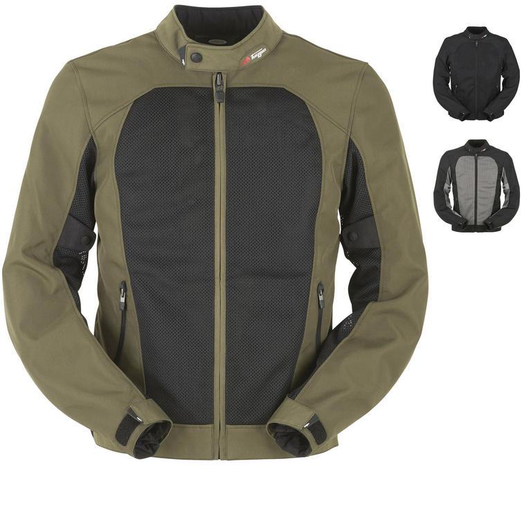 Furygan Genesis Mistral Evo Motorcycle Jacket