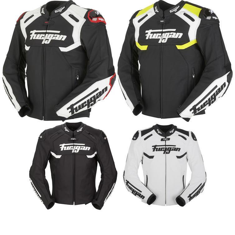 Furygan Akira Leather Motorcycle Jacket