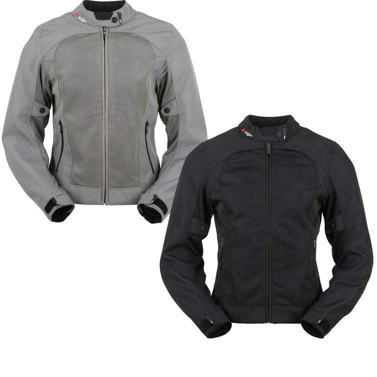 Furygan Genesis Mistral Evo Ladies Textile Motorcycle Jacket