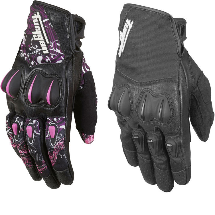 Furygan Graphic Ladies Motorcycle Gloves