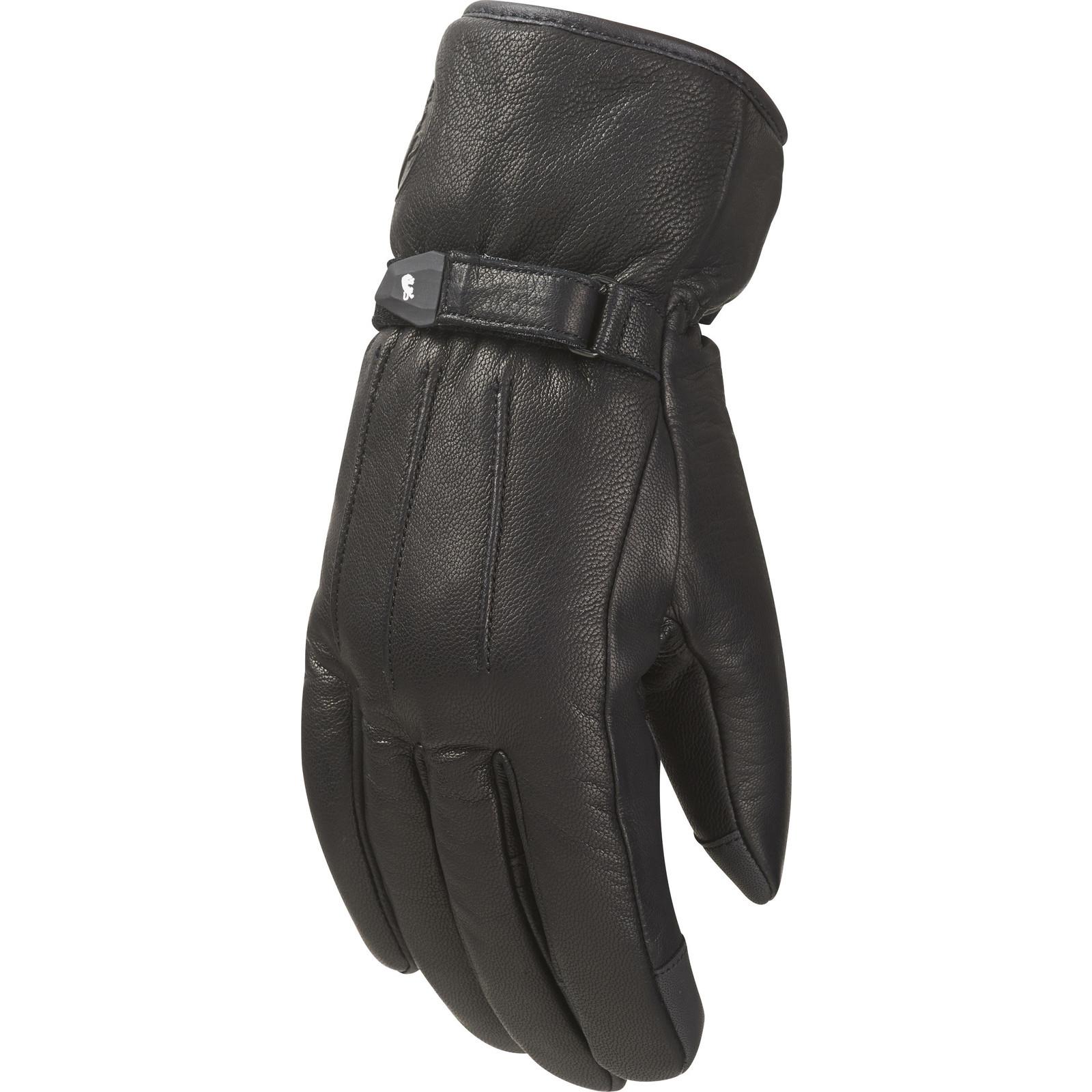 Motorcycle leather gloves waterproof - Furygan Shiver Evo Sympatex Motorcycle Gloves Leather Waterproof