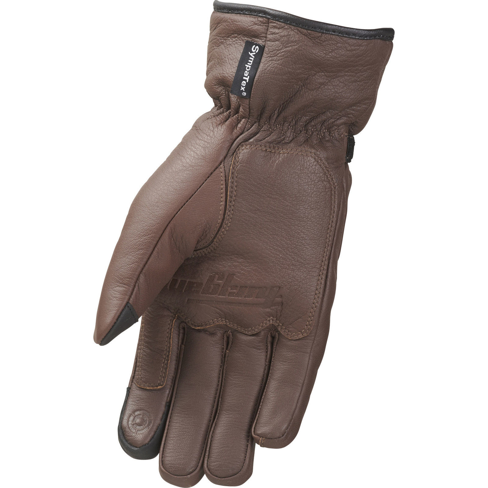 Mens leather gloves thinsulate - Furygan Shiver Evo Sympatex Motorcycle Gloves Leather Waterproof Thinsulate Mens
