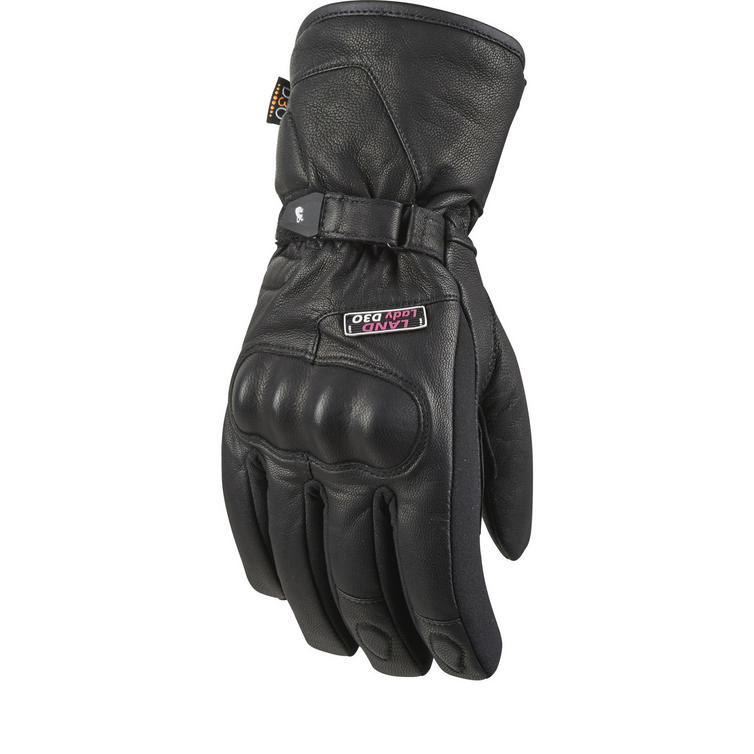 Furygan Land D3O Evo Ladies Motorcycle Gloves