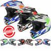 Shox MX-1 Delta Motocross Helmet Thumbnail 2