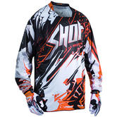 Shot Flexor 80's Motocross Jersey