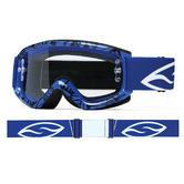 Smith Fuel V.1 Max Motocross Goggles Blue Vapour