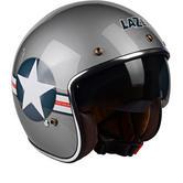 Lazer Mambo Evo Navy Open Face Motorcycle Helmet