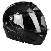 Lazer Monaco Pure Carbon Flip Front Motorcycle Helmet