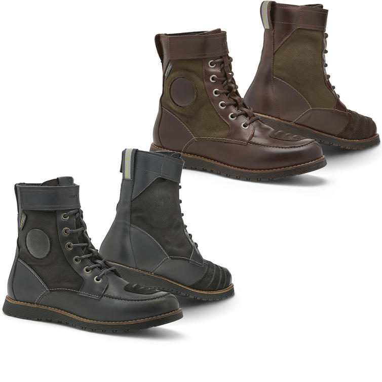 Rev It Royale H2O Motorcycle Boots