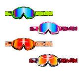 Oneal B-Flex Hendrix Radium Motocross Goggles
