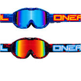 Oneal Blur B1 Icebreaker Radium Motocross Goggles