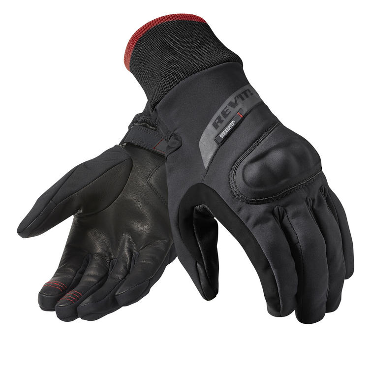 Image of Rev It Crater WSP Winter Motorcycle Gloves
