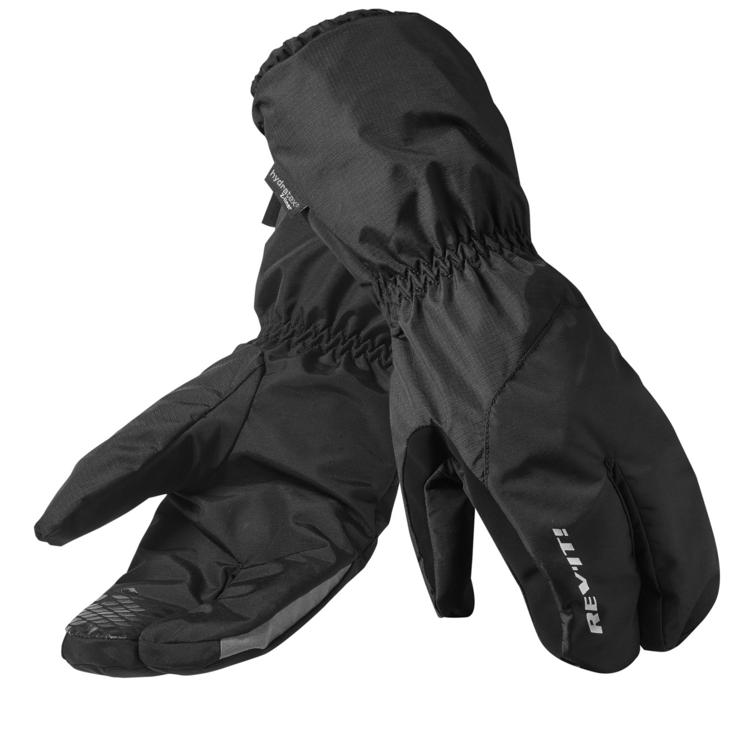 Rev It Spokane H2O Winter Motorcycle Over Gloves