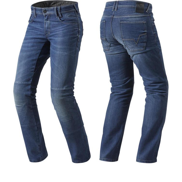 Rev It Austin Medium Blue Motorcycle Jeans