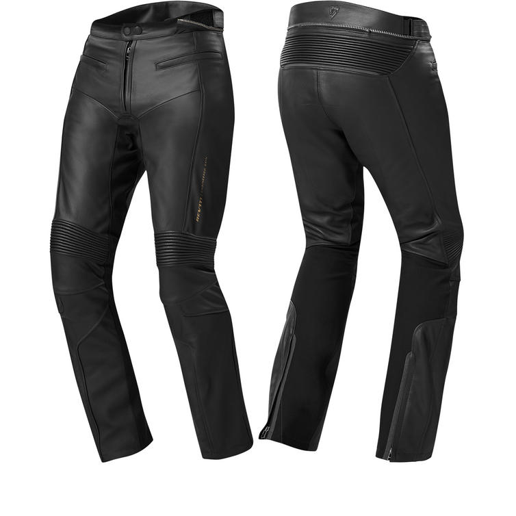 Rev It Maverick Evo Leather Motorcycle Trousers