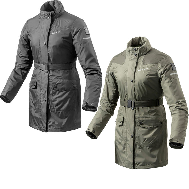 Rev It Topaz H2O Ladies Rainwear Motorcycle Over Jacket