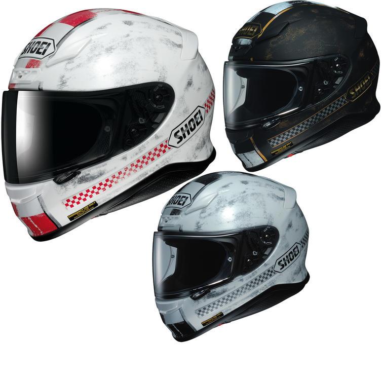 Shoei NXR Terminus Motorcycle Helmet