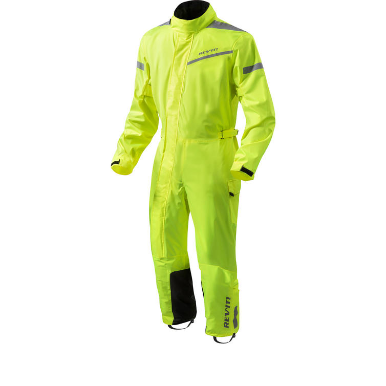 Rev It Pacific 2 H2O Rainwear Motorcycle Oversuit