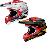 Shoei VFX-W Sear Motocross Helmet