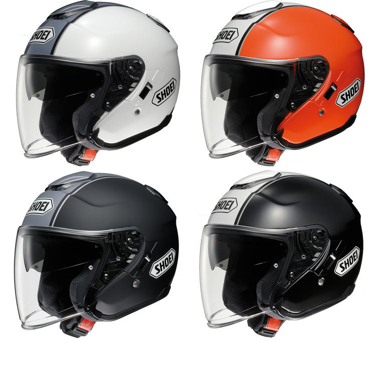 Shoei J-Cruise Corso Open Face Motorcycle Helmet
