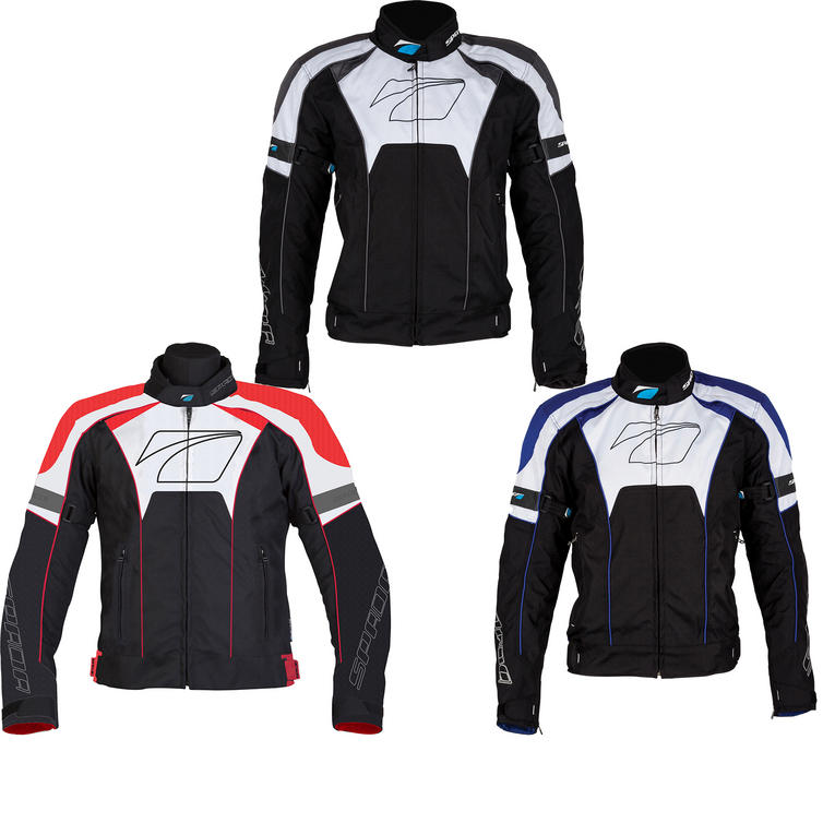 Spada Burnout Textile Motorcycle Jacket