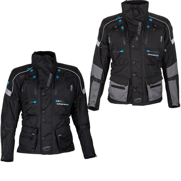 Spada Compass Deluxe Textile Motorcycle Jacket