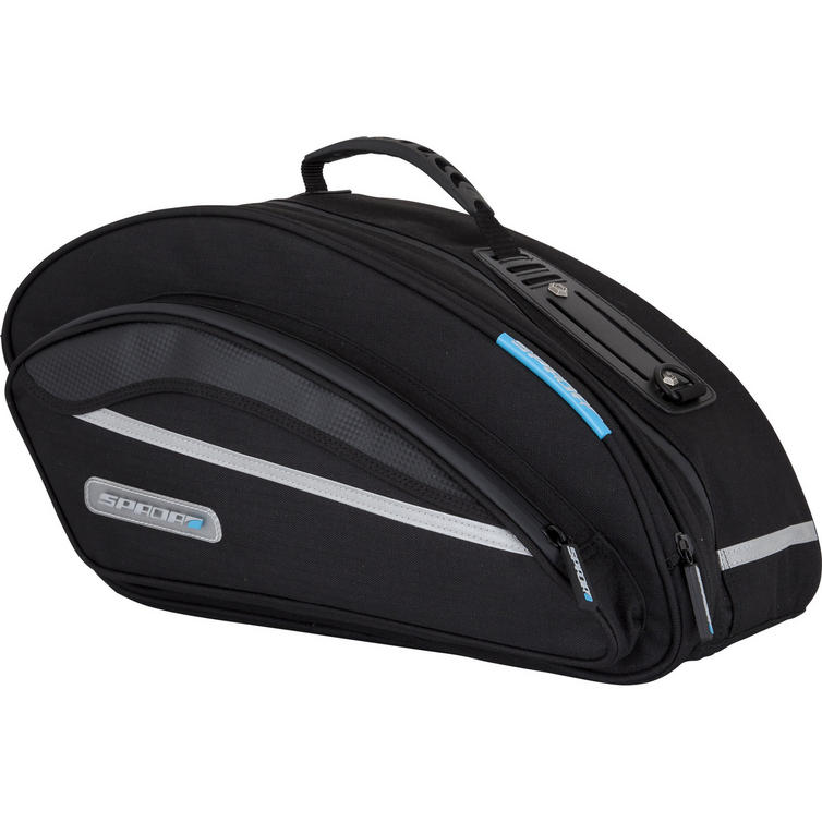 Spada Expandable Sports Motorcycle Panniers