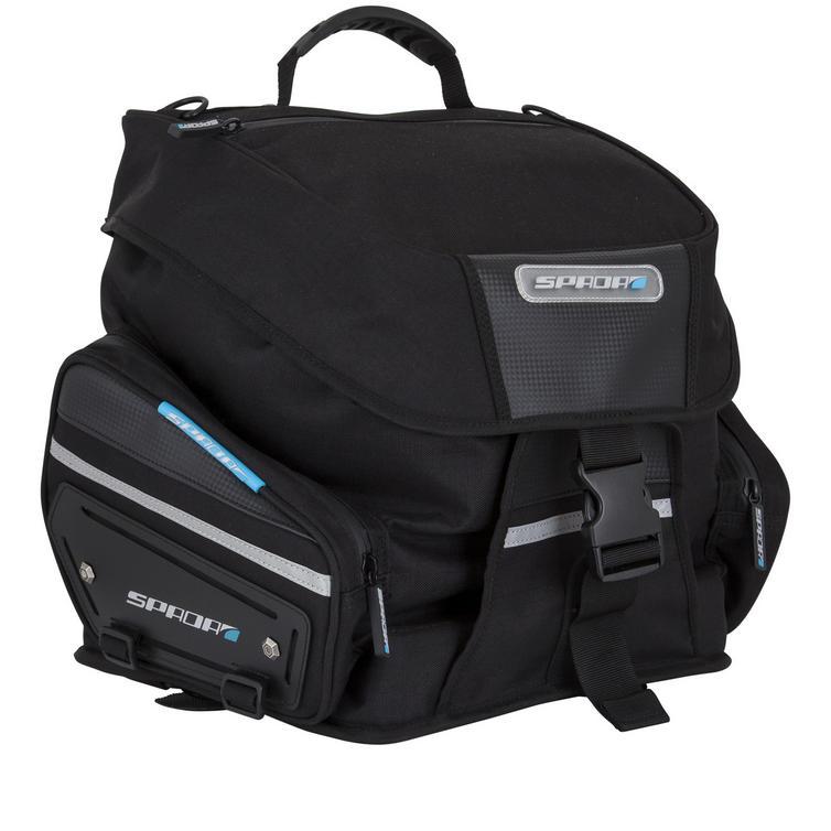 Spada Expandable High Capacity Motorcycle Pillion Bag