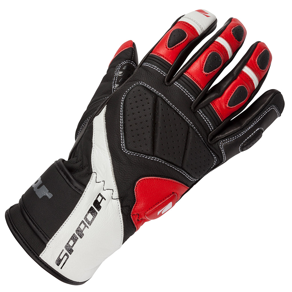 Xxl black leather gloves -  Picture 6 Of 6