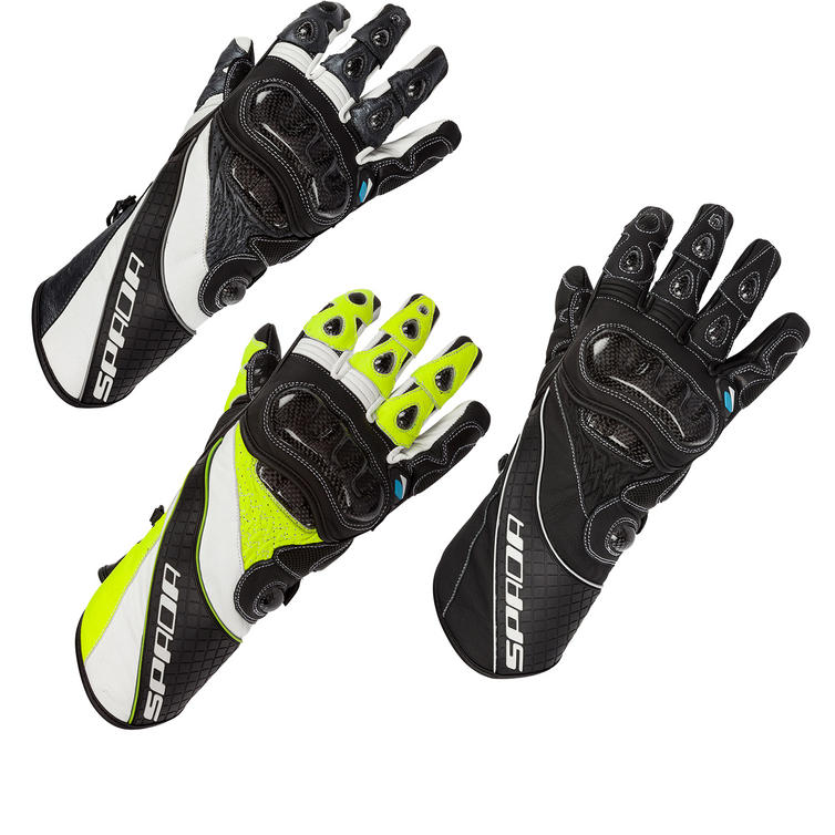 Spada Corsa RD Leather Motorcycle Gloves