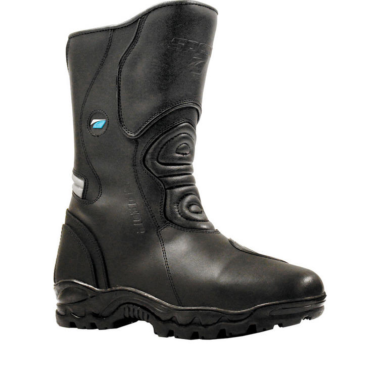 Spada Terrain WP Leather Motorcycle Boots