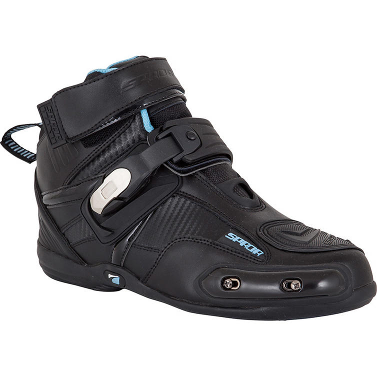Spada Compact Leather Motorcycle Boots