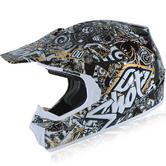 Shot Furious Hiro Motocross Helmet