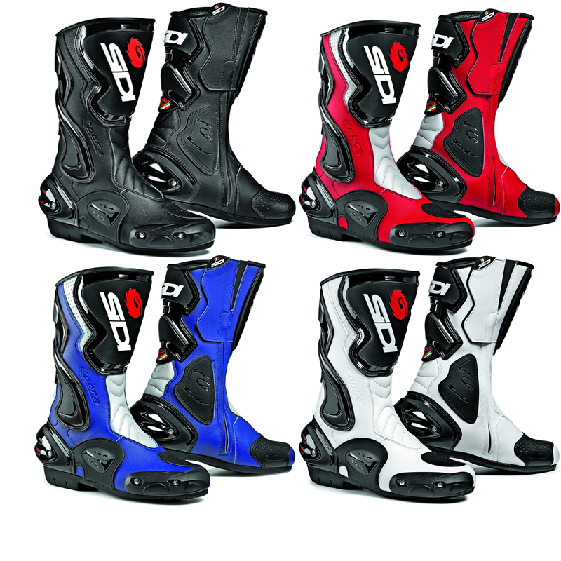 Sidi Cobra Motorcycle Boots - Race & Sport Boots - Ghostbikes.com