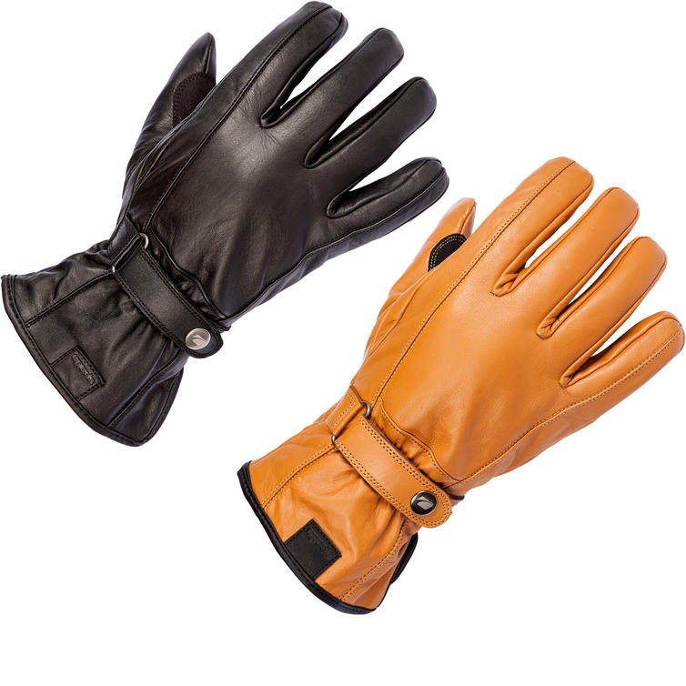 Spada Freeride Leather Motorcycle Gloves