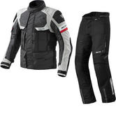 Rev It Defender Pro GTX Motorcycle Jacket and Trousers Anthracite Black Kit