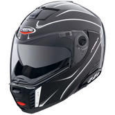 View Item Caberg Sintesi Shadow Motorcycle Flip Up Helmet