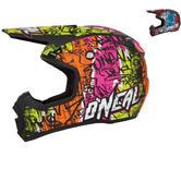Oneal 5 Series Vandal Motocross Helmet