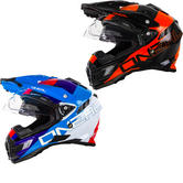 Oneal Sierra Adventure Edge Dual Sport Helmet