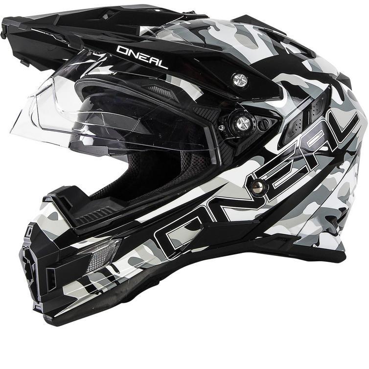 Oneal Sierra Adventure Sniper Dual Sport Helmet