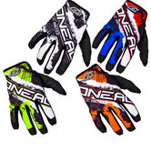 Oneal Jump Shocker 2016 Motocross Gloves