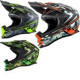 Oneal 7 Series EVO Camo Motocross Helmet