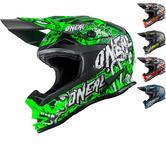 Oneal 7 Series Evo Menace Motocross Helmet