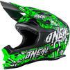 Oneal 7 Series EVO Menace Motocross Helmet Thumbnail 3