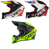 Oneal 10 Series Flow Motocross Helmet